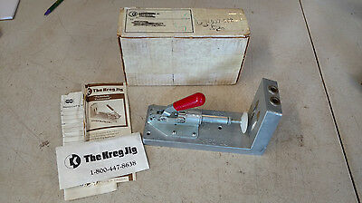 The Kreg Jig Model K2 K-2, Metal Body Only Made In USA