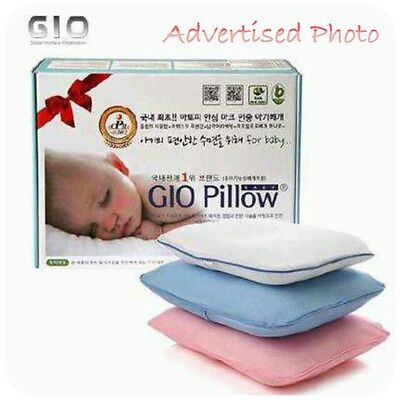 GIO Baby Pillow to prevent flat head (0-6 month)