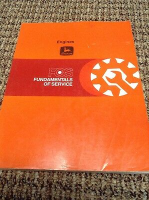 John Deere Manual Fundamentals of Service - Engines FOS-3006B