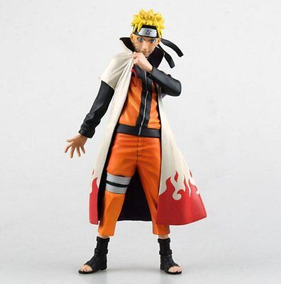 Anime Naruto Uzumaki Collection Model 25 Cm PVC Action Figure Doll Kids Gift