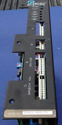 Pacific Scientific Servo Drive  - Sc421-402-T3