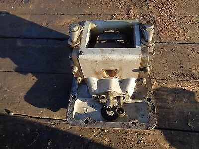 Ford Tractor 8N Hydraulic Pump  Dated 1949 Complete Unit
