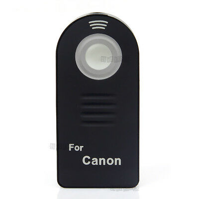Free Battery RC-6 Wireless IR Shutter Remote Control for Canon EOS  650D 600D 5D