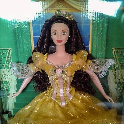 Belle from Beauty and the Beast collector edition Barbie