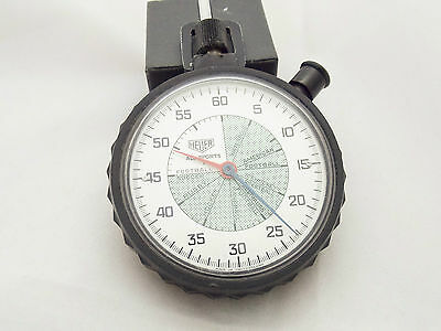 Vintage Heuer All-sports 1 stopwatch cal 7710