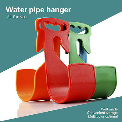 New Garden Hose Hanger Wall Mount Hose Holder Durable Water Pipe Hook E F M