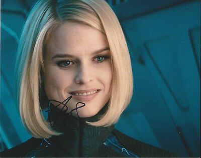 Alice Eve Star Trek Into Darkness Signed Autographed Photo Uaccrd288