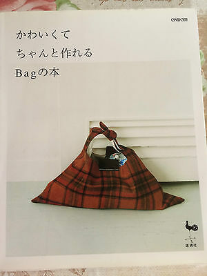 Bag Ondori Book For Making Bag Fabrication De Sacs