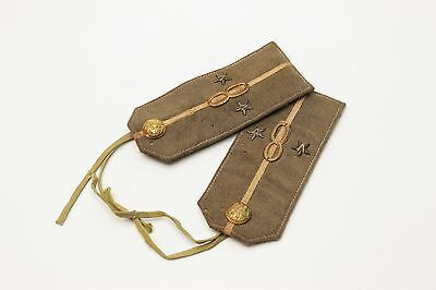 Russian Imperial Shoulder Strap Boards WWI