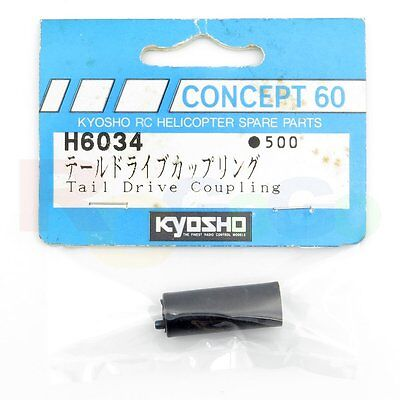 Kyosho H6034 Tail Drive Coupling Concept 60 Helicopter Parts