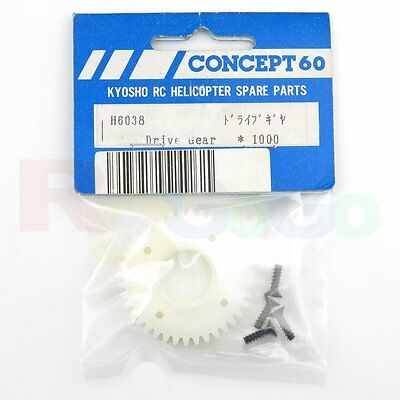 Kyosho H6038 Drive Gear Concept 60 Helicopter Parts
