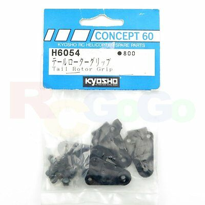 Kyosho H6054 Tail Rotor Grip Concept 60 Helicopter Parts