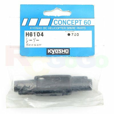Kyosho H6104 Seesaw Concept 60 Helicopter Parts