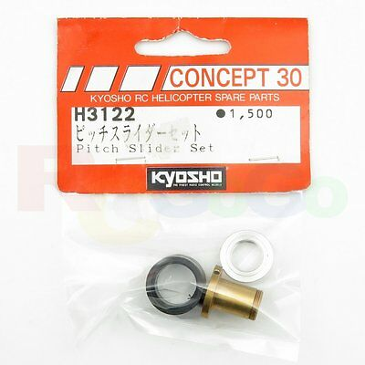 Kyosho H3122 Pitch Slider Set Concept 30 Helicopter Parts