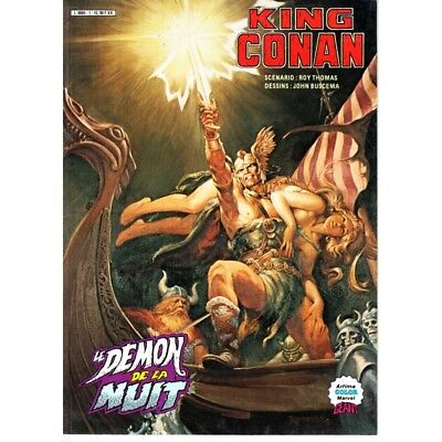 Conan (King) (Artima Color Marvel Géant) N° 2 - Comics Marvel