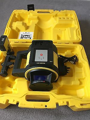 Leica Rugby 810 Self Levelling Laser With Rod Eye 160