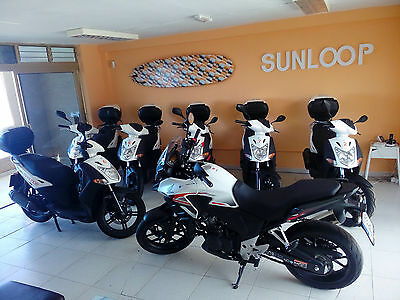 Reduced !!! Scooter rental business for sale in Tenerife, Spain(Canary Islands)