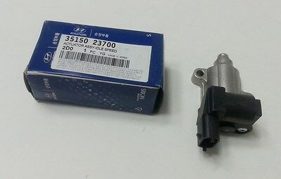 Hyundai H-1 Grand Starex 08-14 Genuine OEM Idle Speed Control Valve 3515023700