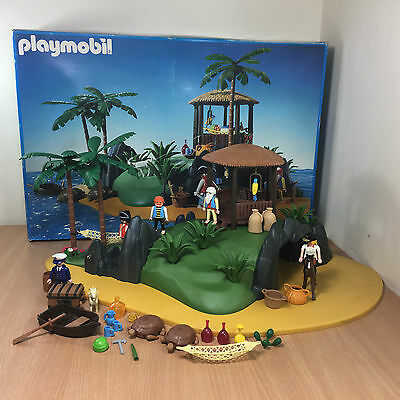 Playmobil Treasure Island Pirates Includes Some Extra Accessories 3799
