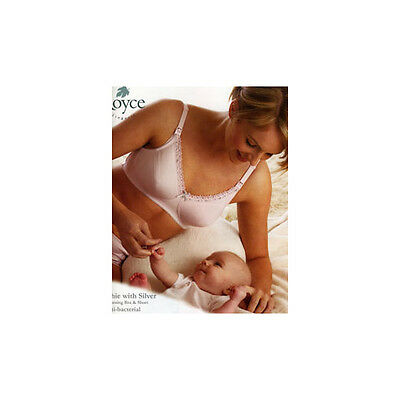 Royce Pink Sophie Drop Cup Non Wired Feeding Bra