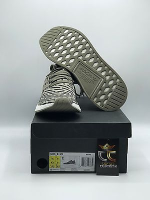 8c67af5b9 NEW ADIDAS NMD R2 PK Trace Cargo Olive Green Black (BA7198) in US ...