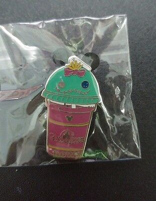 Disney Hong Kong HKDL Pin- 2017 Ice Drink Collection - Scrump stitch (Rare)