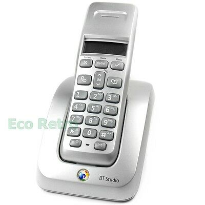 BT Studio 3500 Additional Add On Cordless Extension Phone Handset with Charger