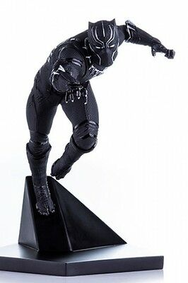 Captain America Civil War Statue 1/10 Black Panther 19 cm