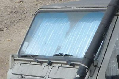 Land Rover Defender Front Windscreen Sun Shade - New Price hot cover puma