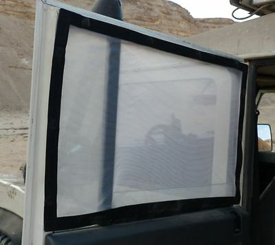 Land Rover Defender 2 Piece Rear Insect Net Set