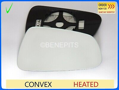 Wing Mirror Glass For TESLA S 2012-2018 Convex Heated Right Side  /TS001