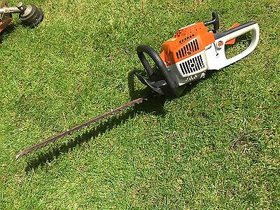 Stihl HS45 Hedge Trimmer - 2012 Model - 21 Inch Blade -  Light Use - VGC