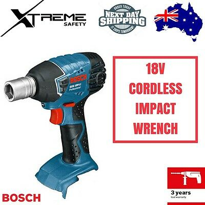 Bosch 18V Lithium Ion Cordless Impact Wrench Skin Only