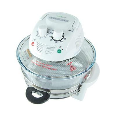 NutriChef Halogen Oven Air-Fryer/Infrared Convection Cooker, Healthy Kitchen