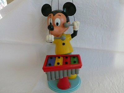 Collectable Vintage  Walt Disney Mickey Mouse  Hand Puppet