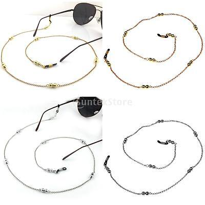 "31"" Eyeglasses Strap Rope Neck Cord Sunglasses Glasses String Holder Sport Chain"