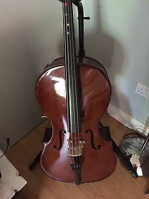 3/4 Cello in immaculate condition