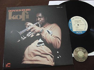 LP Donald Byrd Kofi USA 1995 | M- to EX