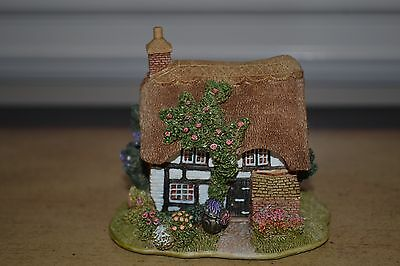 Lilliput Lane The Poppies British Collection 1997 L2058 Cottages Houses