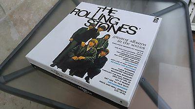 THE ROLLING STONES  Greatest Albums In The Sixties - box-set