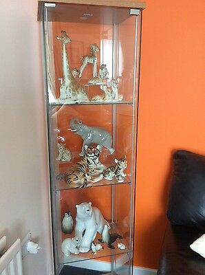 Lomonosov Ussr And Russian Animals With Class Cabinet
