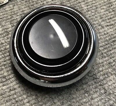 Original 1967 Shelby Mustang Wood Steering Wheel Horn Button