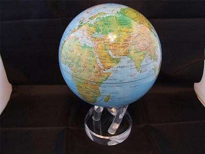 Mova Relief Mapping Motion Globe - 6 inch Globe.