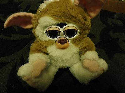 Gremlins Gizmo furby style with tags