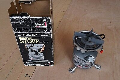 Coleman Feather 442 Dual Fuel Camping Stove