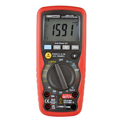 **CLEARANCE** Testmate ADM-100 Automotive Multimeter