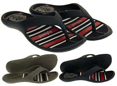 914285cc509 Mens Flip Flops Summer Sandals Slip On Light Flat Beach Pool Shoes Size 6 7