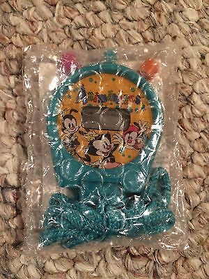 Vintage Animaniacs Life Cereal Stop Watch Sealed NEW! 1995 RARE!
