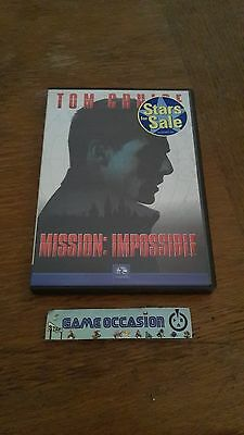 Mission Impossible / Tom Cruise /   Dvd Video  Film Pal