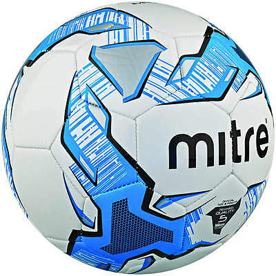 Mitre Impel Size 3 White/Blue Training Soft Touch Football